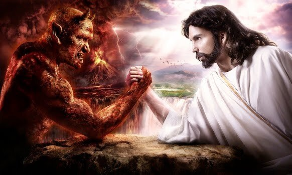 Can science explain our moral bias toward God over Satan?