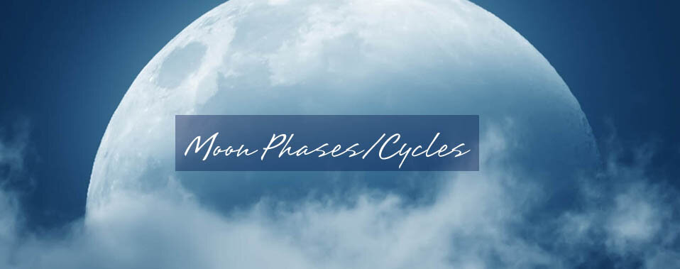 Moon Phase Correspondences for Magical Workings