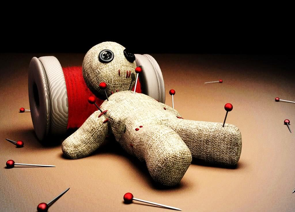 Voodoo Doll: Rid yourself of someone who is mentally abusing you