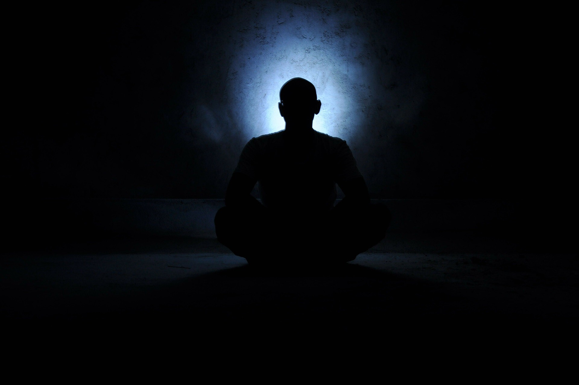 The dark magic practice of connecting to a spirit guide or daemon