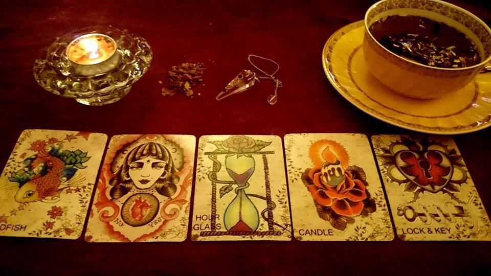 Tarot Readings - 15 minutes
