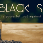 How to make black salt for use in magic spells
