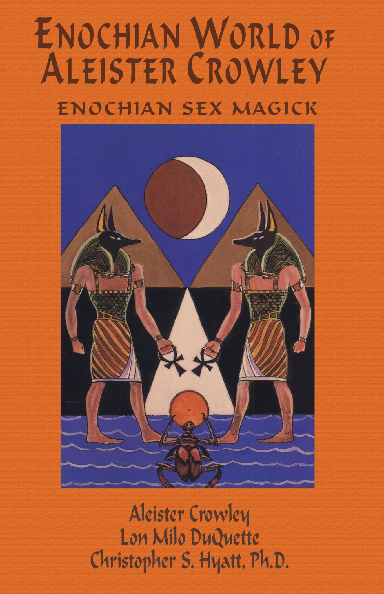 Enochian Sex Magick