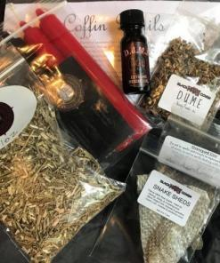 Spell Casting Kits Archives - Black Witch Coven