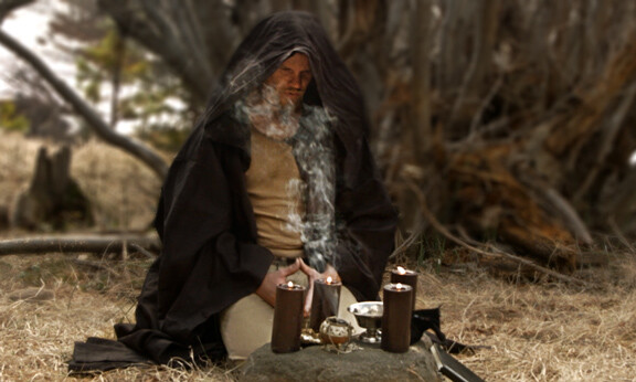 black-magick-ea-koetting-initiation - Black Witch Coven