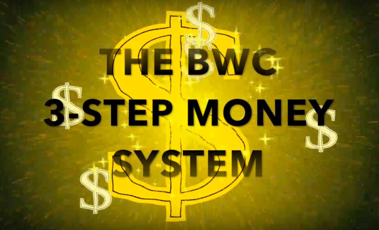 The 3 Key Stages to Money Magick & The 6 Key Money Boosters