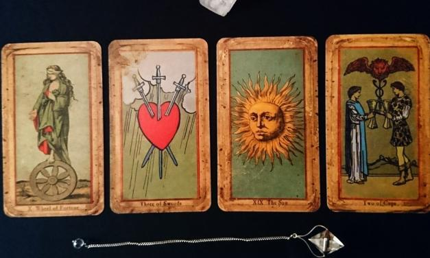 Diary of a Gypsy Witch – Relationship Spread – Are they worth it?