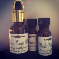 Black Magic Oil