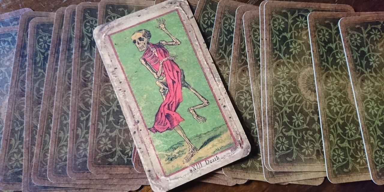 Diary of a Gypsy Witch – Let's talk about DEATH baby