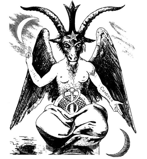 Baphomet Black Witch Coven