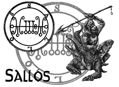Duke Sallos: The Nineteenth Goetia Spirit
