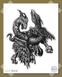 Bune, the 26th demon - Black Witch Coven